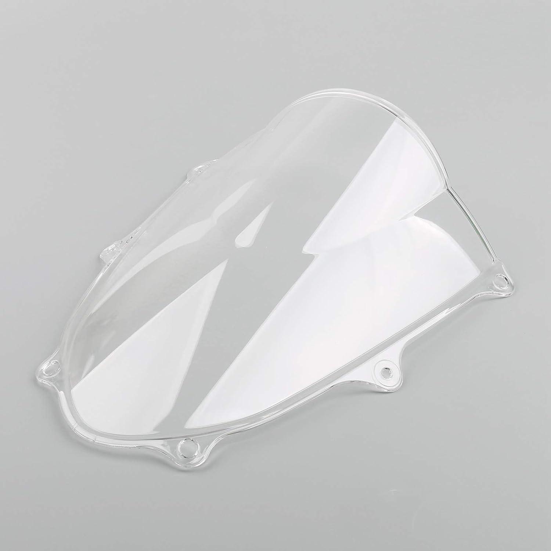 Parabrezza per moto con doppia bolla per S-U-Z-U-K-I GSXR 1000 GSXR1000 K17 2017-2018 Artudatech