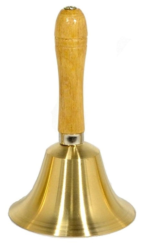R-STYLE カランカランと景気よく鳴る ハンドベル 抽選 福引き 大当たり ロトベル (小)