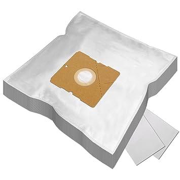20  Staubsaugerbeutel geeignet für Dirt Devil DD7700-3 REBEL