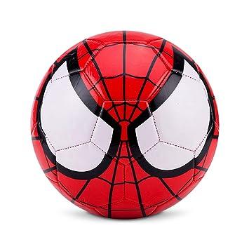 Size 2 Kids Spider Man Soccer Children Baby Football Spiderman Ball