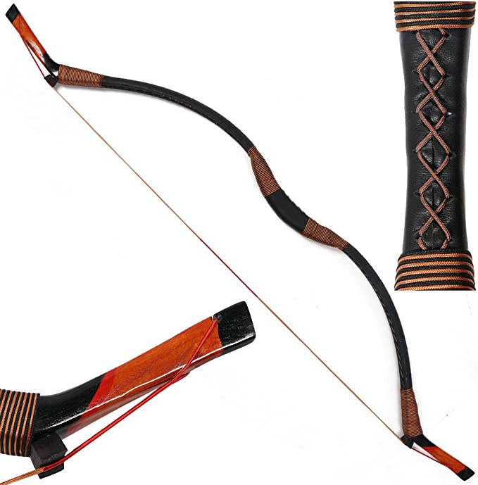 Best Longbow: I-Sport Traditional Handmade Recurve Longbow