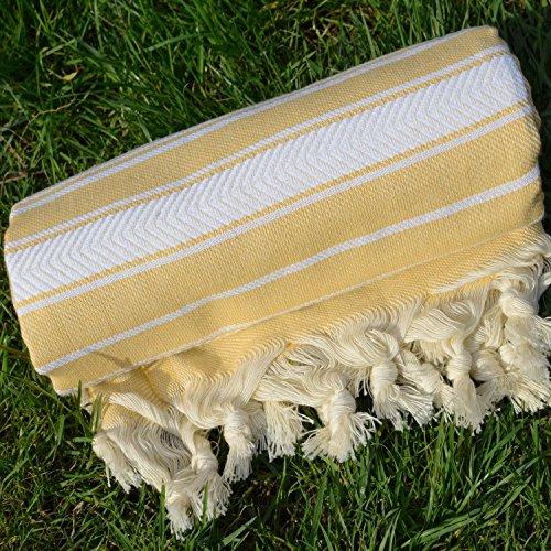 Dandelion - Basic Pattern - Naturally-Dyed Cotton Turkish To