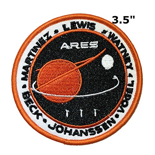 ARES Martian Movie Watney Beck Lewis 3.5