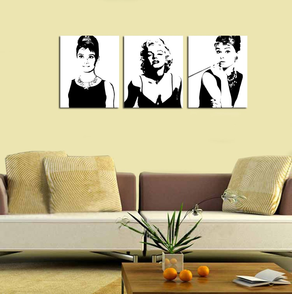 Dorable Black And White Framed Wall Art Image - The Wall Art ...