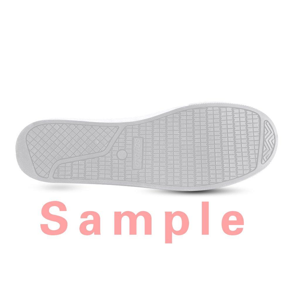 Cool Men schuhe Herren-Schuhe Schnürer Verschluss mit atmungsaktiv, klassischen Leinwand low-top, Schwarz, atmungsaktiv, mit Turnschuhe mit Ente Design aa0669