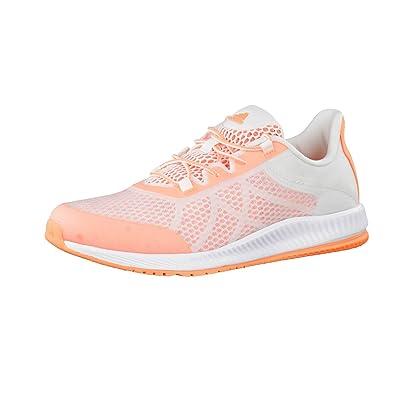 adidas Damen Trainingsschuhe Gymbreaker Bounce B Ftwr White/Easy Orange S17/Easy Orange S17 38 2/3