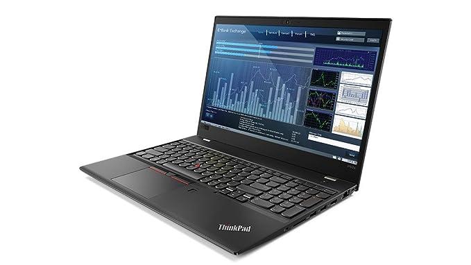 Amazon.com: Lenovo 20LB0019US ThinkPad P52s Notebook Intel i7-8650U 4.2 GHz Laptop, 16 GB RAM, Windows 10 Pro: Computers & Accessories
