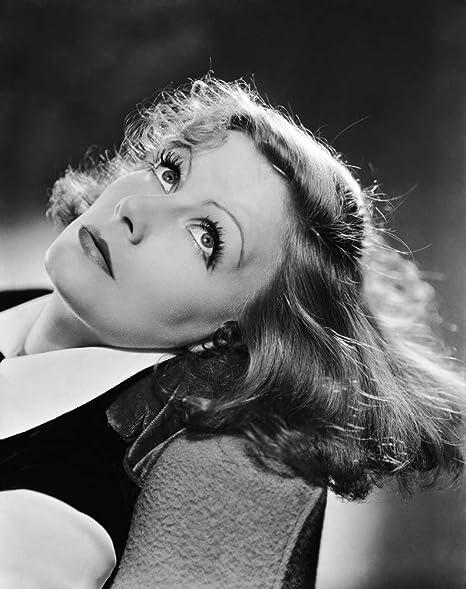 8x10 photo portrait Greta Garbo