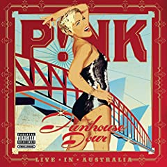 2009 two disc (CD/DVD) live release from the Pop/Rock diva featuring a full performance on DVD and a special CD containing highlights from the show handpicked by Pink herself plus a previously unreleased track, 'Push Me Away'. Taken from her ...