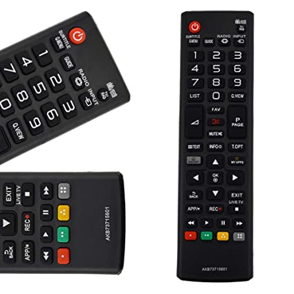 Amazon com: Godyluck Universal TV Remote Control Wireless Smart
