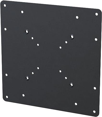 Amazon Com Vesa 200mm X 200mm 8inch X 8inch Universal Lcd Led Adapter Plate For Medium Wall Mounts Bracket Home Audio Theater
