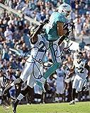"""Jordan Cameron Miami Dolphins Autographed 8"""" x 10"""" Catch vs Jacksonville Photograph - Fanatics Authentic Certified"""