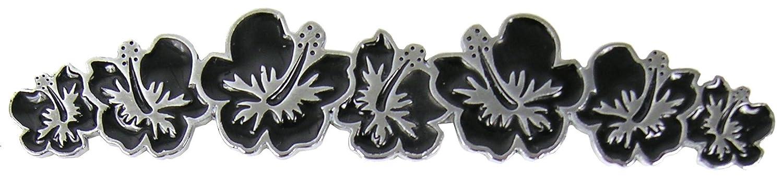 Custom Accessories 98077 License Plate Frame Decorative Flowers Insert