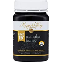 Happy Valley UMF 15+ (MGO 514+), Miel de Manuka - 500g