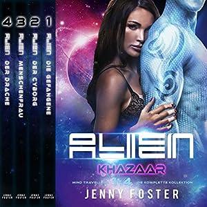 Khazaar (Alien - Mind Travellers 1-4) Hörbuch