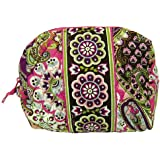 Vera Bradley Luggage Women's Large Cosmetic