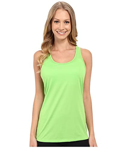 NIKE Women's Dry Balance Tank, Action Green, X-Small