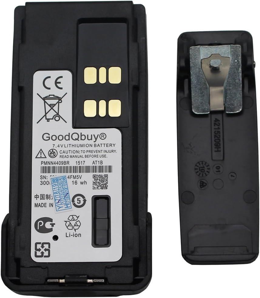 PMNN4409 Battery for Motorola Series XPR3300 XPR3500 XPR7350 XPR7550
