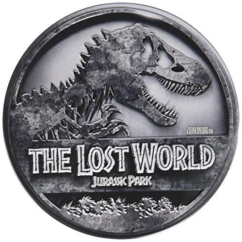 Park Tin (The Lost World: Jurassic Park - Limited Edition Metal Tin Packaging (Blu-ray DVD Digital Copy))
