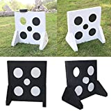 Toparchery Foam 3D Target Self Healing Block 2 Sided Portable High Density 2323'' Hunting Shooting Crossbow Games