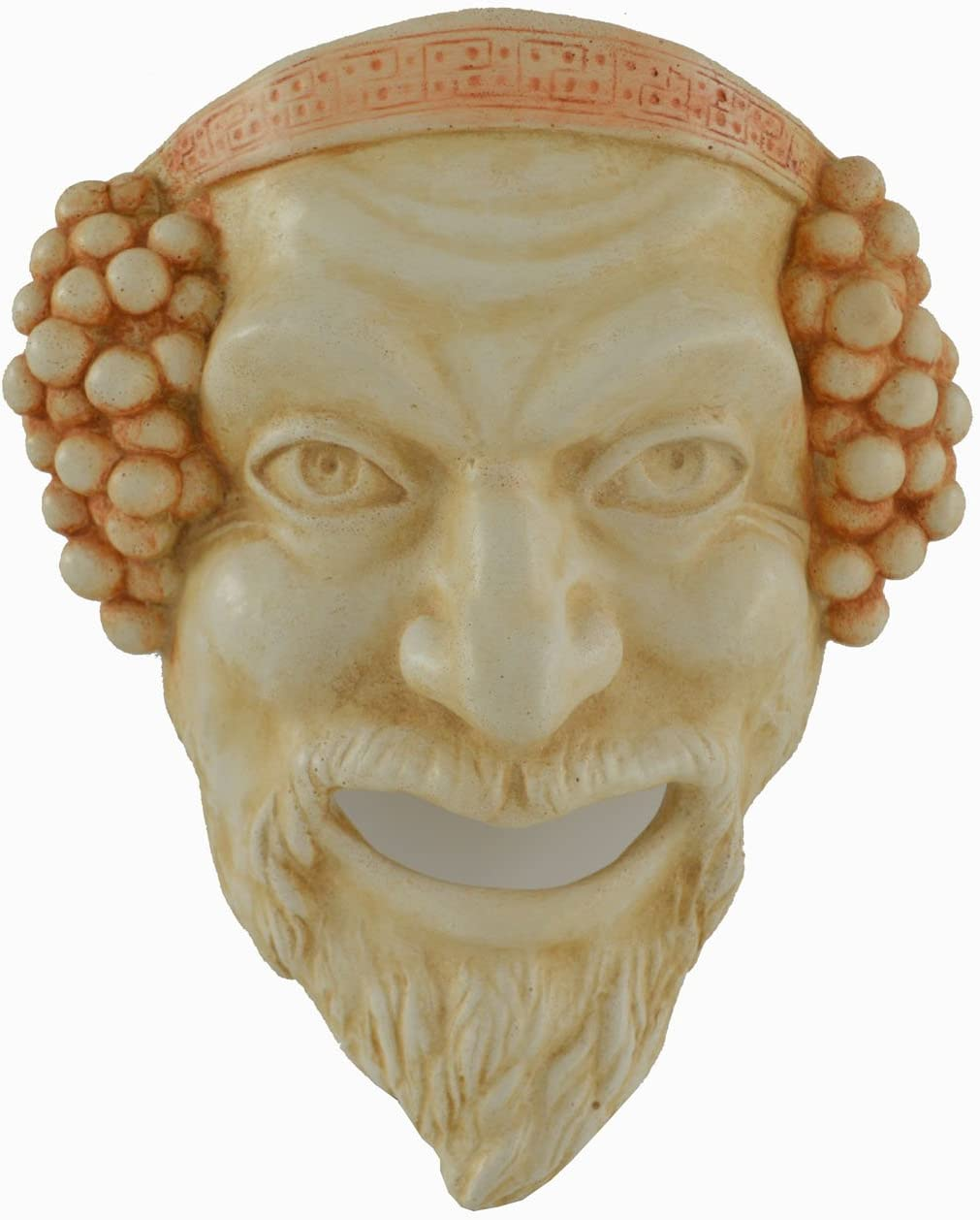 Dionysus God of Wine Ritual Madness and ecstasy Ancient Greek Theatre Estia Creations Dionysos Small Mask