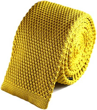LEVII & Co. Knitted Wedding Tie,Tie for Men,groomsmen's gift,Mens Gifts,holiday Gift, Fathers day tie.-Various Colors