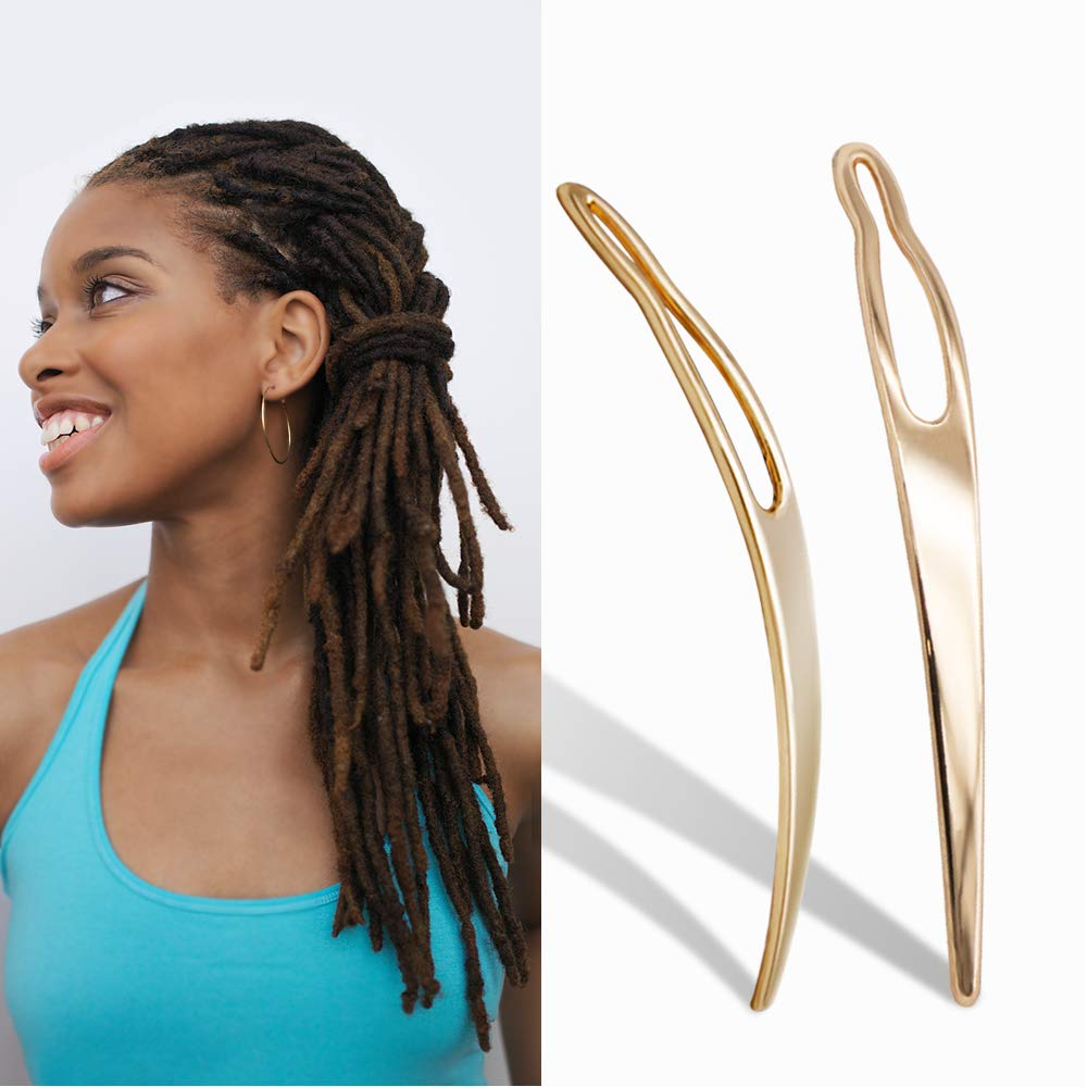 Hair Locking Tool Interlocks or Sisterlocks Starting and Maintaining Your Locs Easy 3 Different Size Dreadlocks Tool