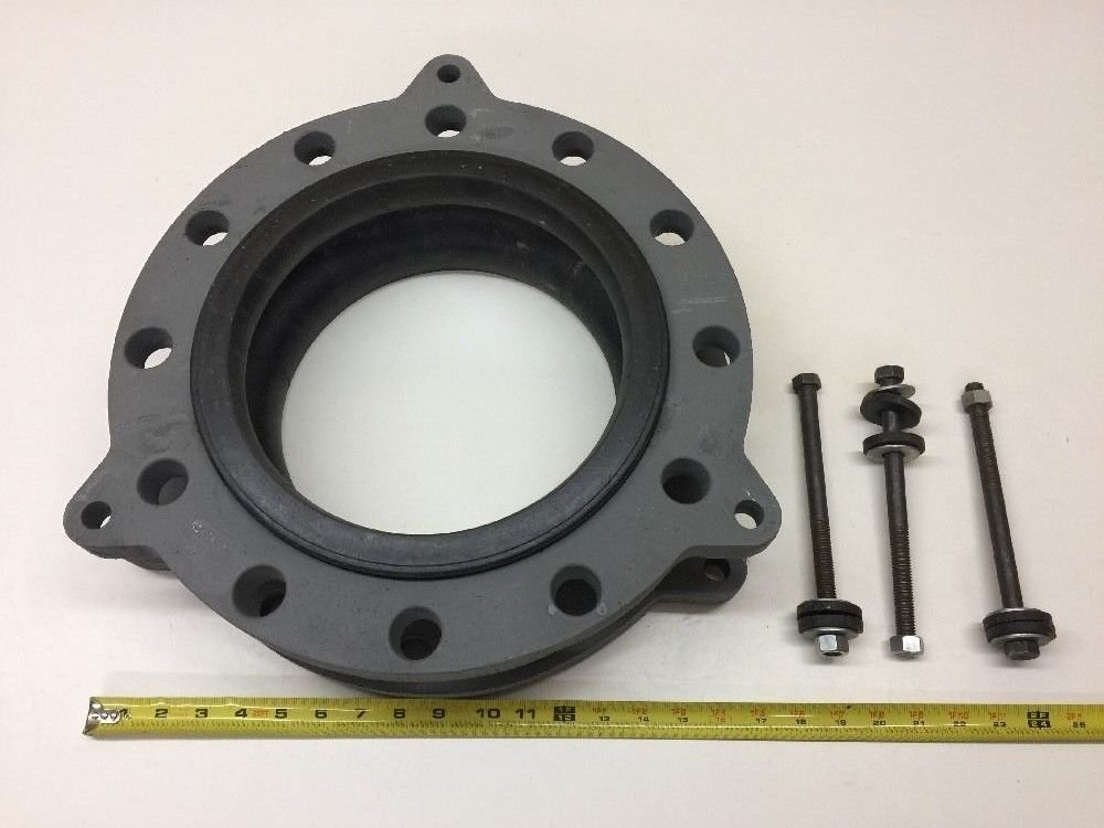 Garlock Garflex Expansion Joint Connector 98100-1020 10'' Pipe 5'' Length