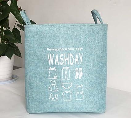edeesky plegable lavable lino y algodón resistente al agua EVA ...