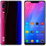 ELEPHONE A5 SIM-Free smartphone - 6.18''FHD+ super-view full Screen ultra slim Android 8.1 mobile phone, Helio P60 6GB+128GB, AI five camera (20MP+2MP front camera), 4000mAh battery - Starry Blue