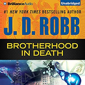 Brotherhood in Death Hörbuch