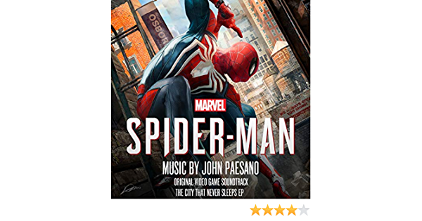 Marvel S Spider Man The City That Never Sleeps Ep Original Video Game Soundtrack By John Paesano On Amazon Music Amazon Com