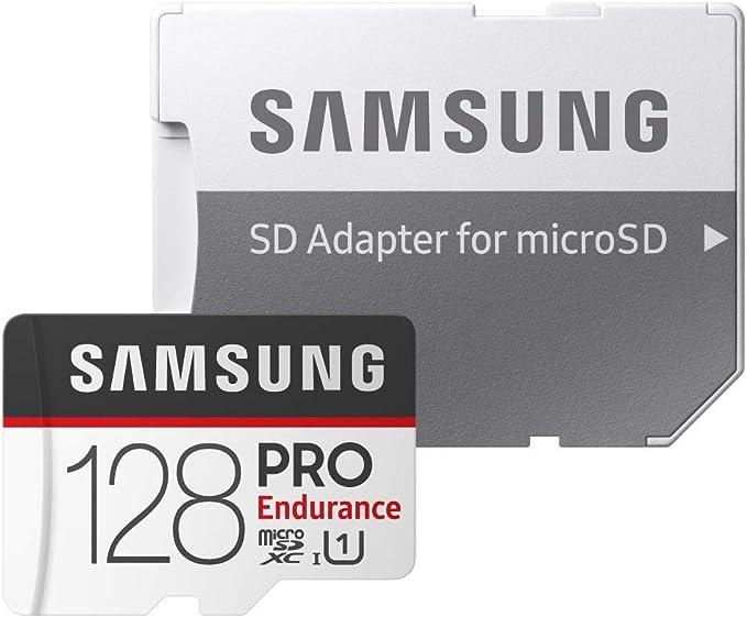 Samsung Mb Mj128ga Eu Pro Endurance 128gb Microsdxc Computers Accessories