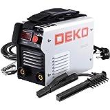DEKO DKA Series IGBT Soldadora Eléctrica de Arco Inversor 220V MMA Soldadora para Trabajos de Soldadura
