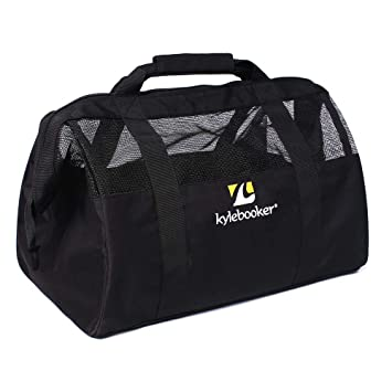 Kylebooker Cofre de Pesca Cintura Wader Lure Bag Accesorios de Pesca con Mosca Bolsa de Almacenamiento