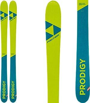Fischer Prodigy Skis Kid's