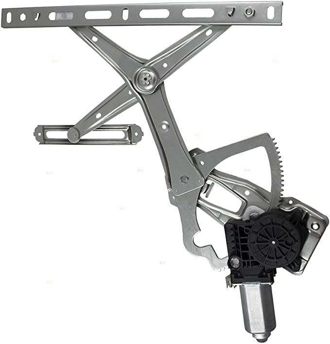 MUKEZON 1pc Front Driver Or Passenger Side For 94-04 Mustang Power Window Lift Motor