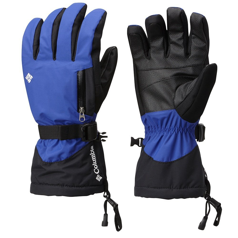 Columbia Bugaboo Women's Interchange Glove, Clematis Blue, X-Large