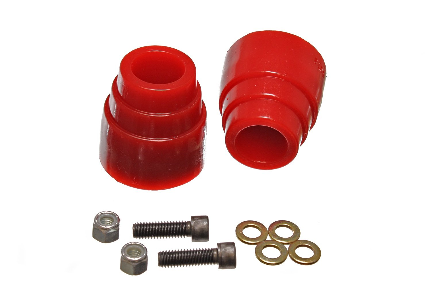 Energy Suspension 9.9156R Axle/Overload Bump Stop Set