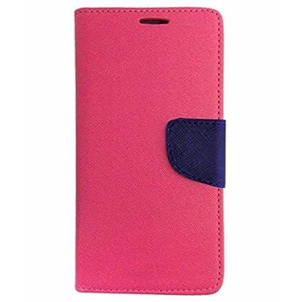 reputable site 50166 7c647 Avzax Luxury Magnetic Lock Diary Wallet Style Flip: Amazon.in ...
