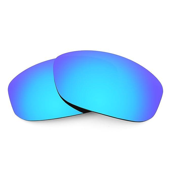 Revant Lentes polarizados para Arnette Freezer AN4155 (Azul Hielo) MirrorShield®