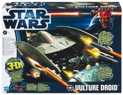 Droid Vulture - Star Wars 2012 Exclusive Episode I Vehicle Vulture Droid