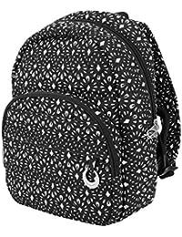 Women's Anti-Theft Boho Backpack, Geo Shells, One Size