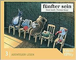 Fünfter Sein Ernst Jandl 9783407730015 Amazoncom Books