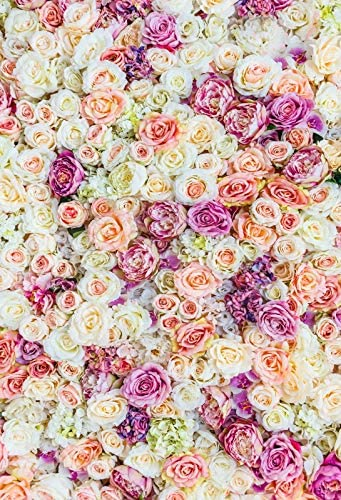 Photography Cloth,5x7 FT 1.5m x 2.1m Flower Room Newborn Photography Baby Photo Studio Props Adults Portrait Pictures Video Holiday