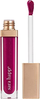 product image for sara happ The Fuchsia Slip One Luxe Gloss: Rich, Long-lasting Lip Gloss, Heal and Soften All Day with Sheer, Reflective Shine, 0.21 oz