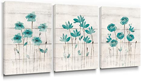 Decorative Canvas Prints Wall Hanging Artwork Painting Picture Indian B-L