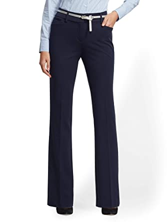 8d382b02bf9 Women s Bootcut Pant - Mid Rise - Superstretch - 7Th Avenue at Amazon  Women s Clothing store