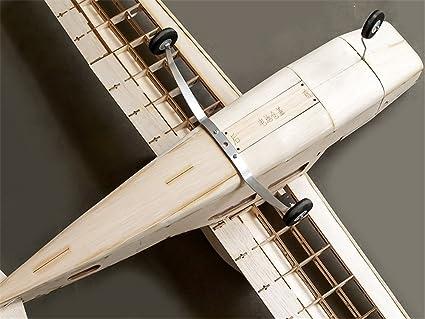 2M corte por láser de Avión Balsa Kit RQ-7 RC modelo de construcción de madera sin montar