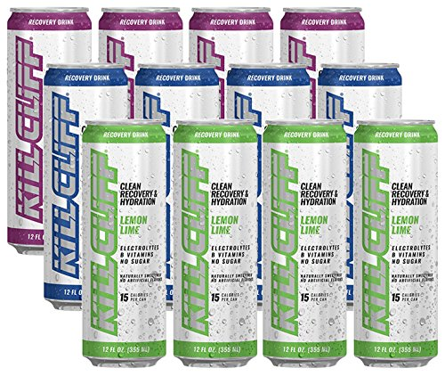 Price comparison product image Kill Cliff Variety Pack Recovery & Hydration Drink 12 - 12 oz Cans